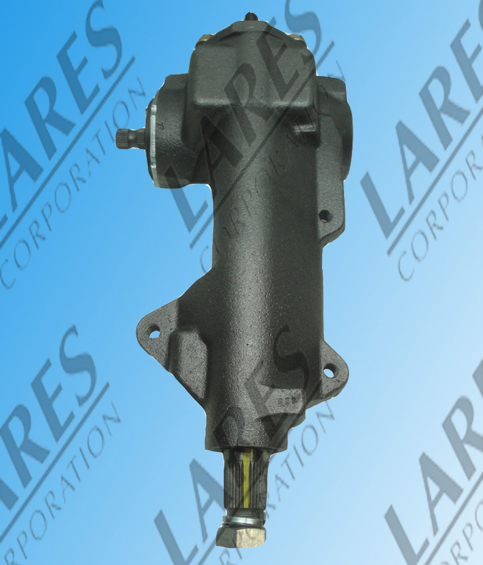 Manual Steering Gear, Part No. 10767