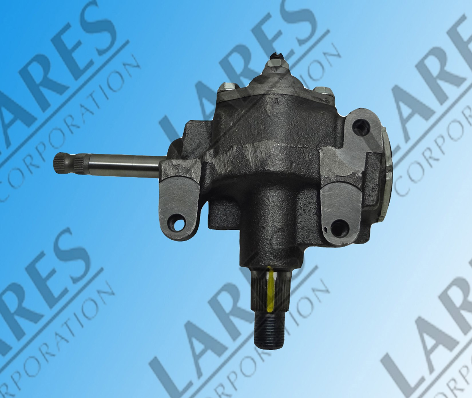 Manual Steering Gear – Truck or Pickup, Part No. 10854