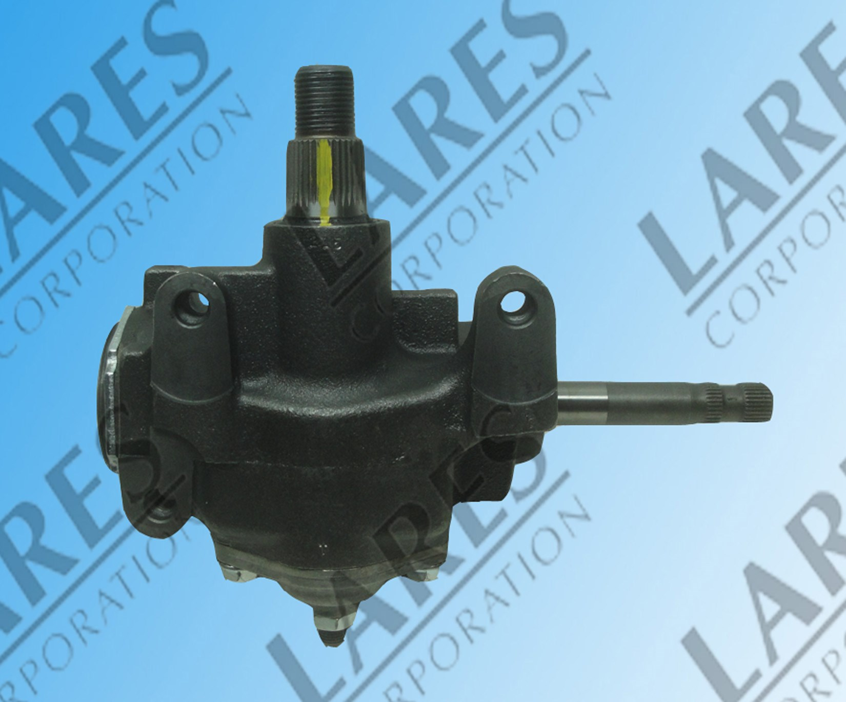 Manual Steering Gear – Truck or Pickup, Part No. 10855