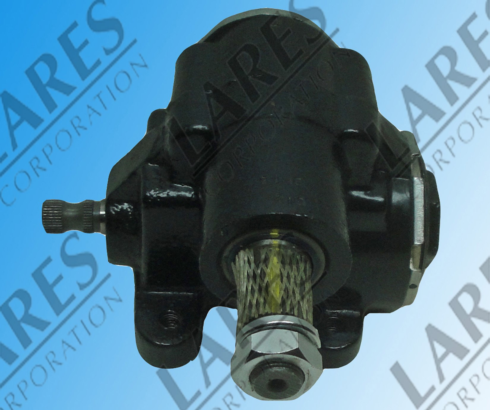 Manual Steering Gear, Part No. 11022