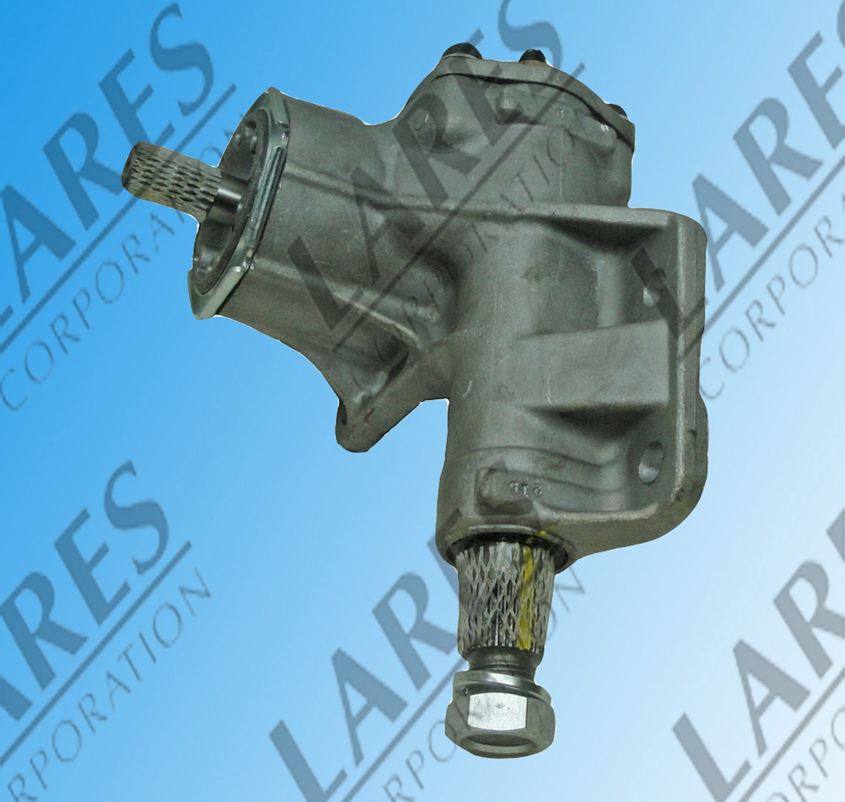 Manual Steering Gear, Part No. 11030