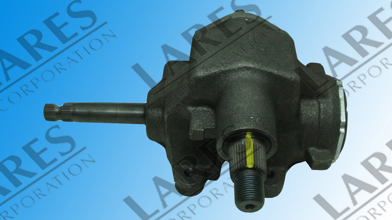 Manual Steering Gear, Part No. 11034