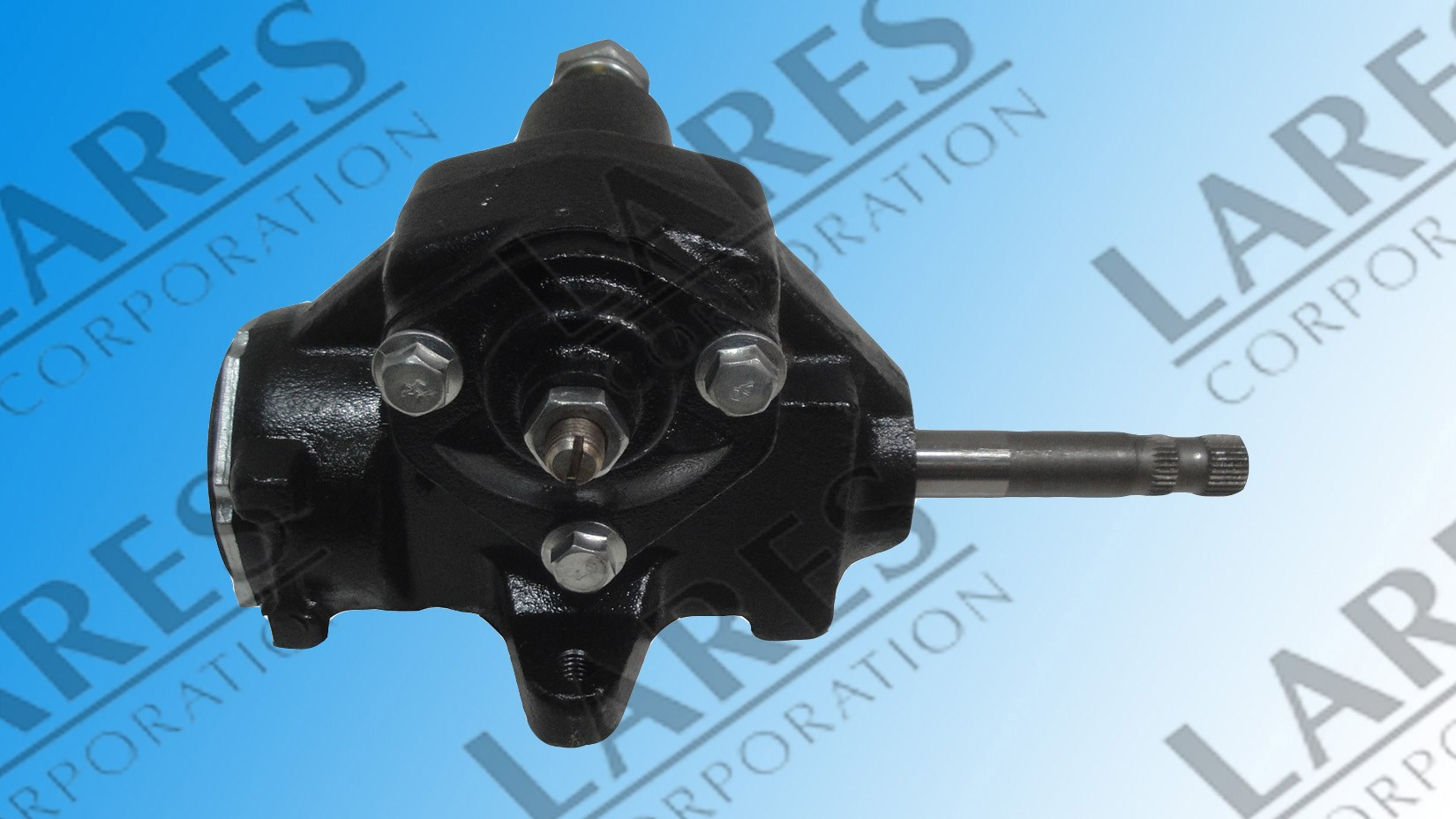 Manual Steering Gear, Part No. 11256