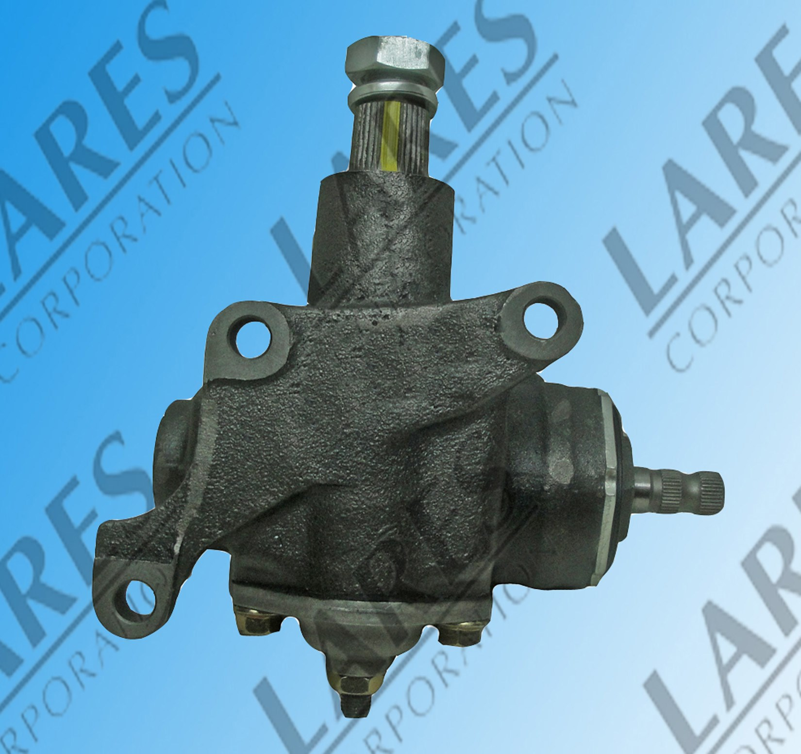 Manual Steering Gear, Part No. 18010