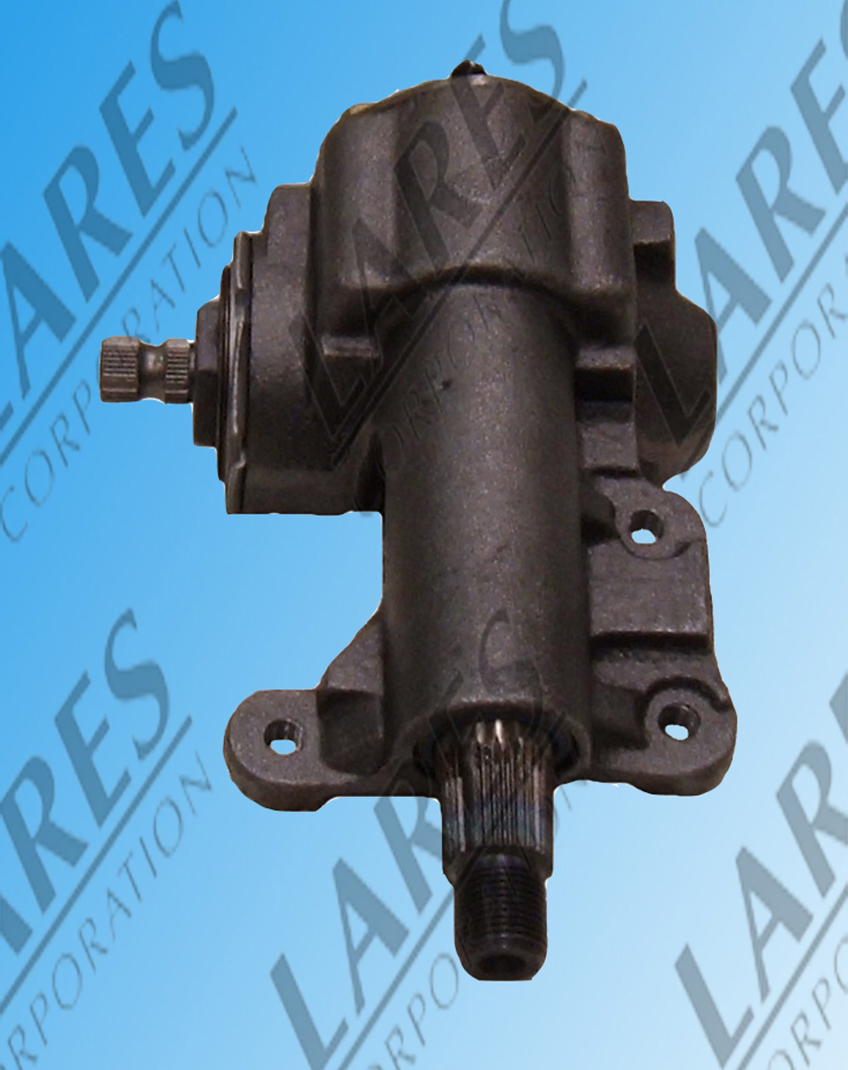 Manual Steering Gear, Part No. 18830