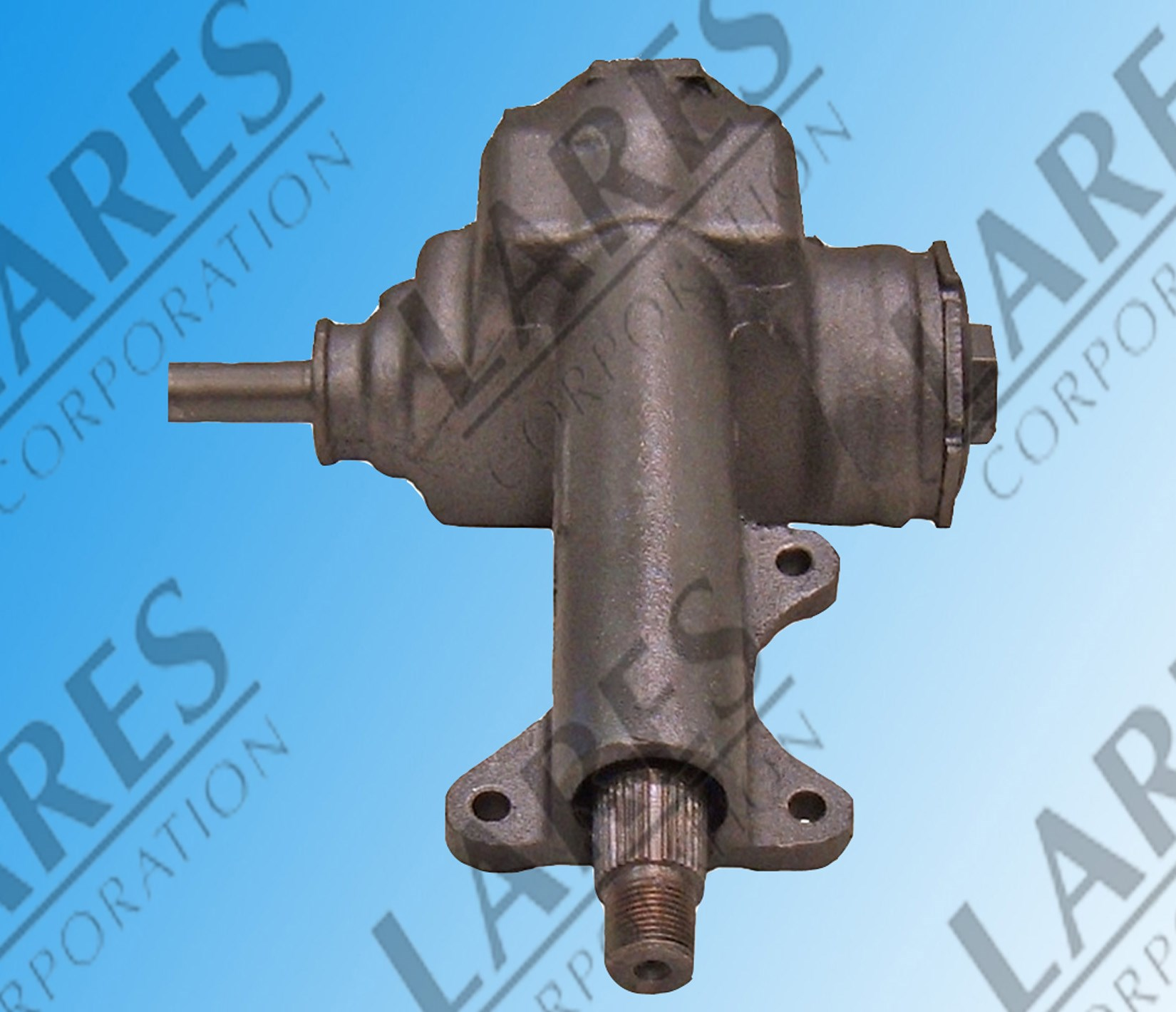 Steering Gear, Part No. 8532