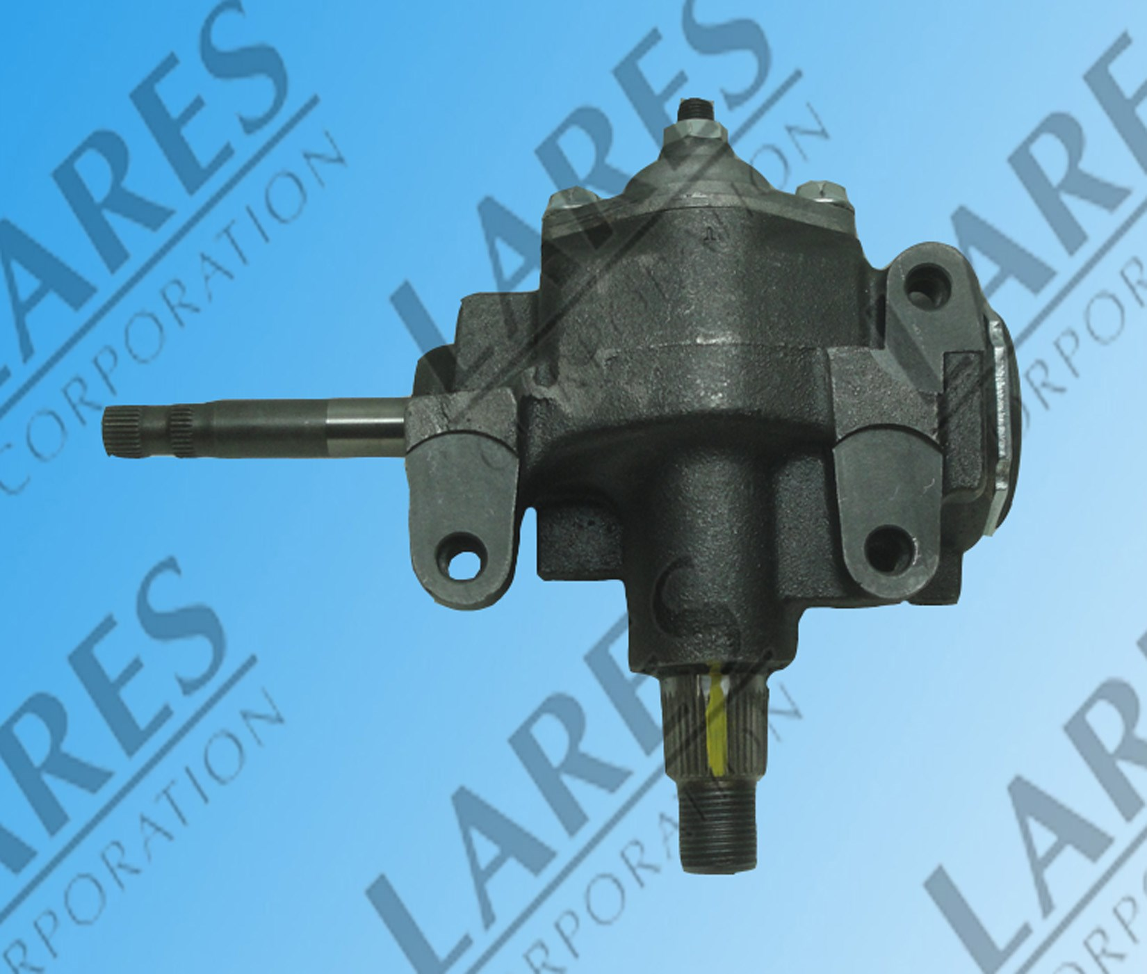 Steering Gear, Part No. 10856