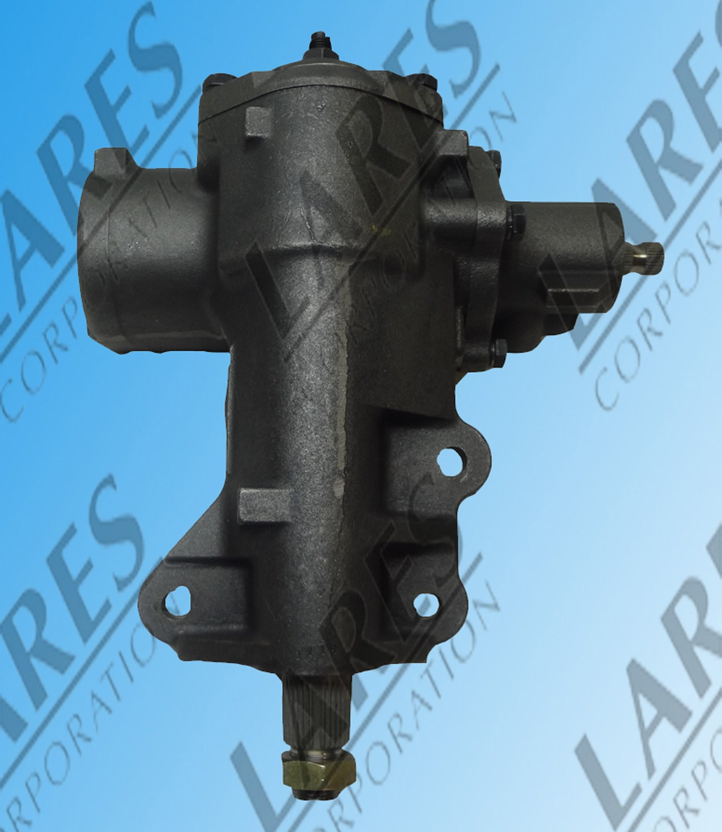Power Steering Gear, Part No. 11088-a