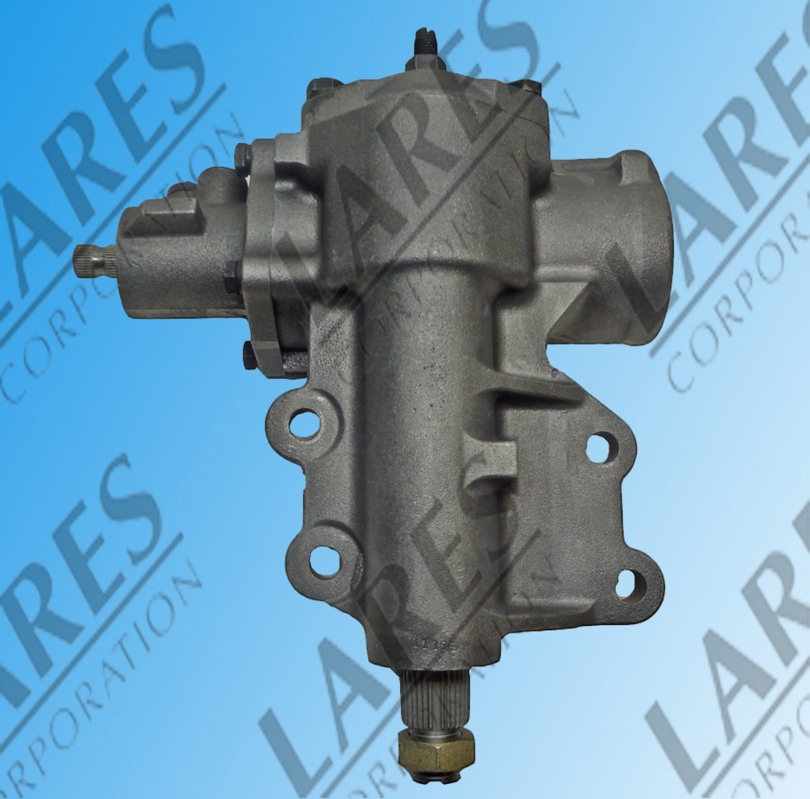 Power Steering Gear, Part No. 11148-a