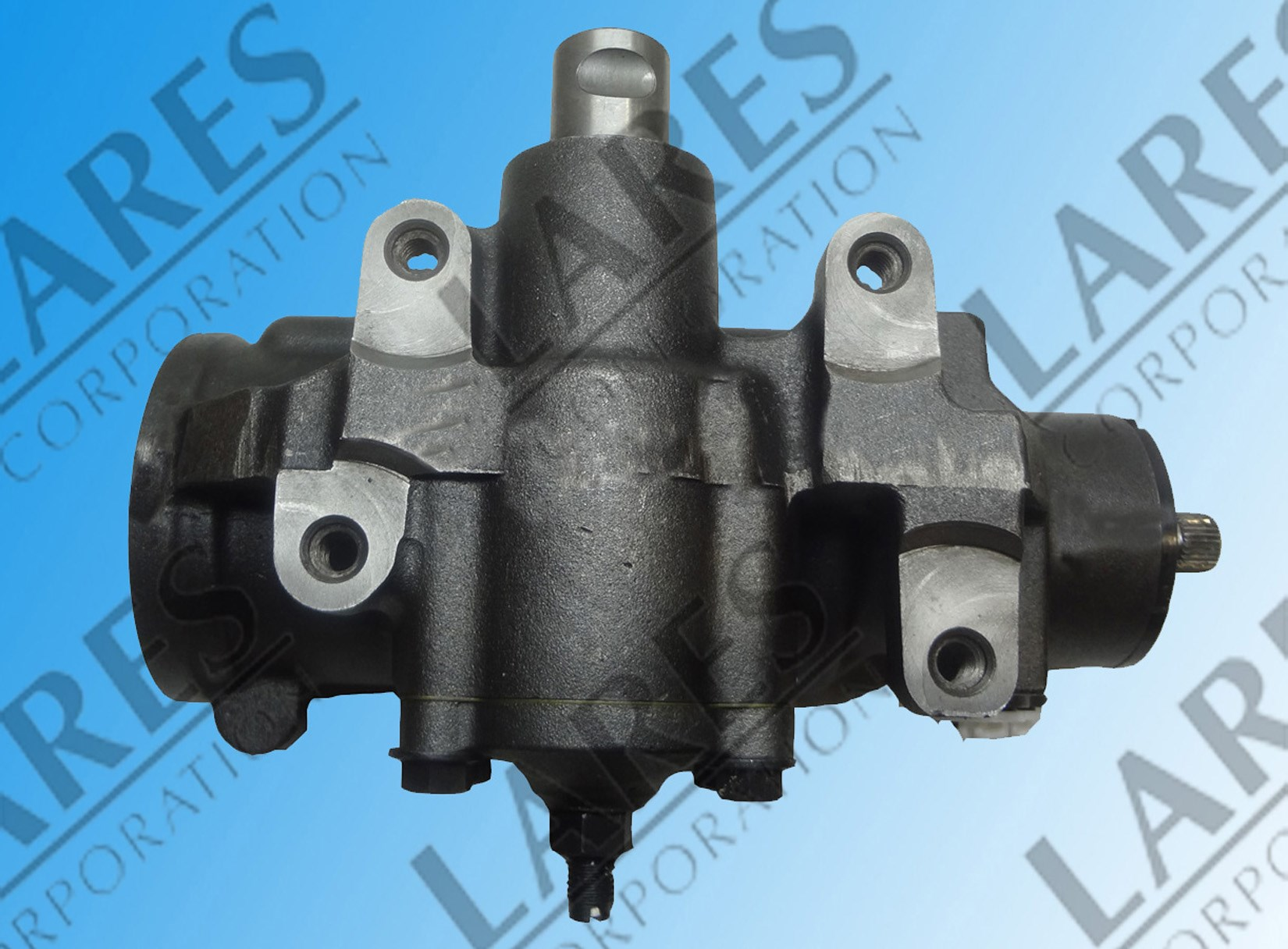 Power Steering Gear, Part No. 11249-a