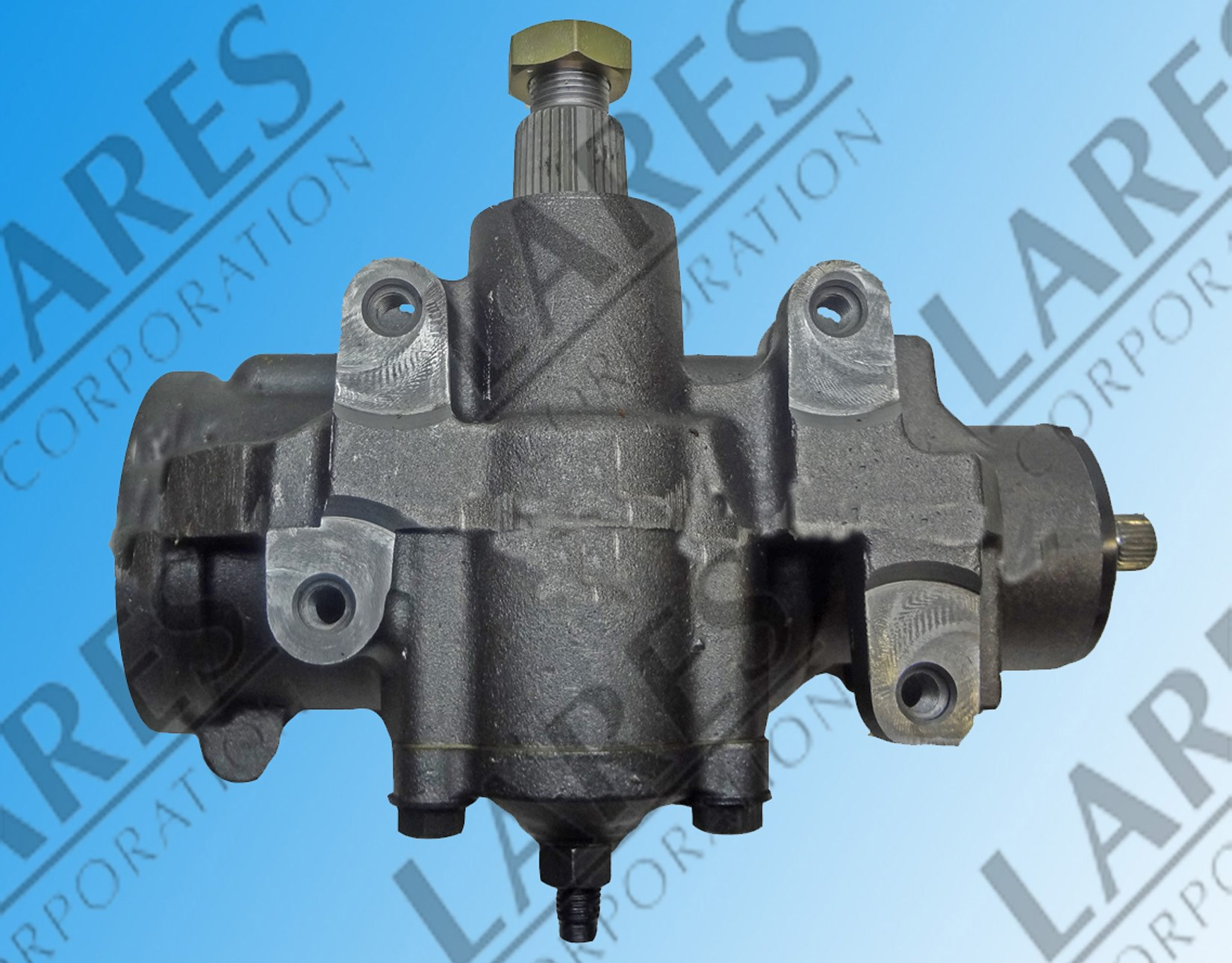 Power Steering Gear, Part No. 11262-a