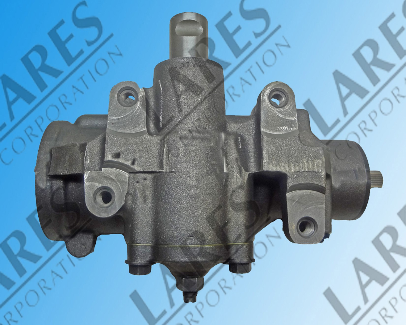 Power Steering Gear, Part No. 11263-a