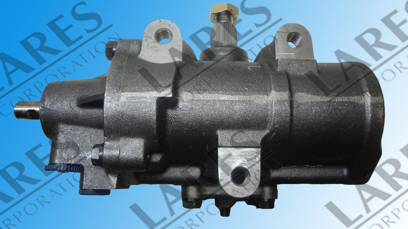 Power Steering Gear, Part No. 11422-a