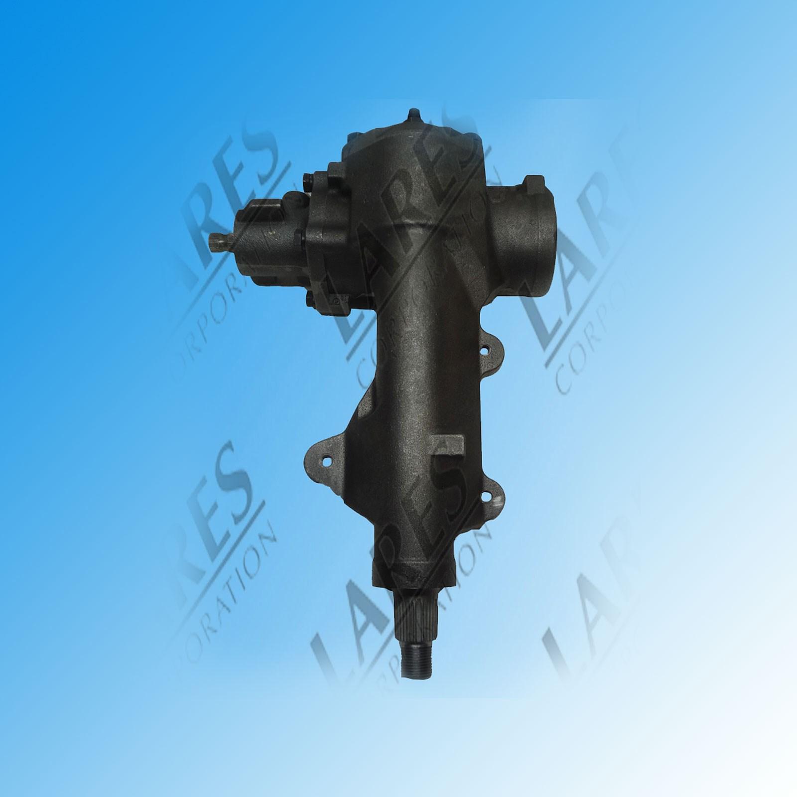 Power Steering Gear, Part No. 11060-a