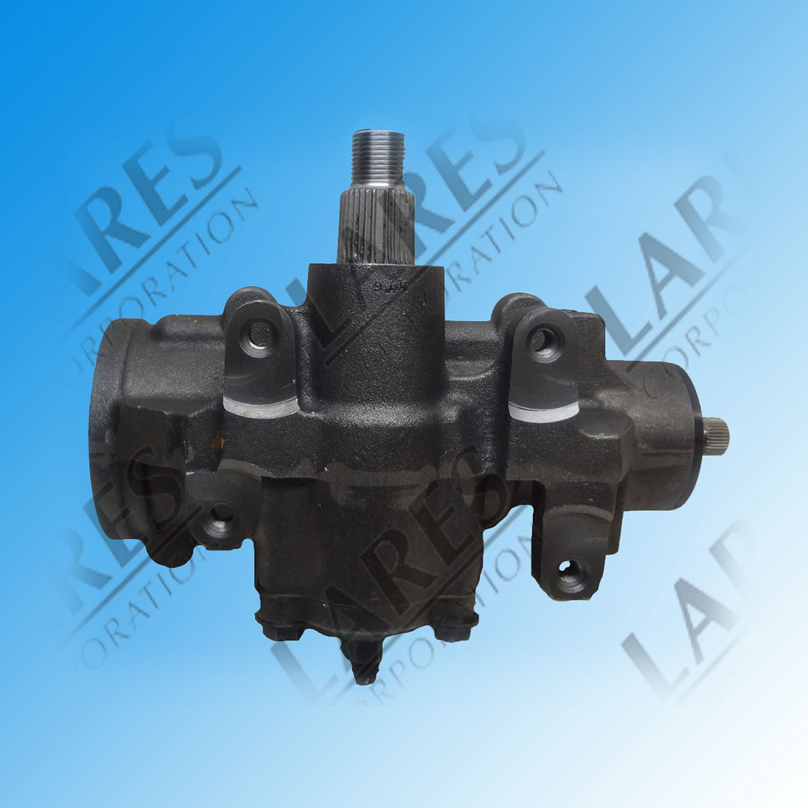Power Steering Gear, Part No. 11074-a